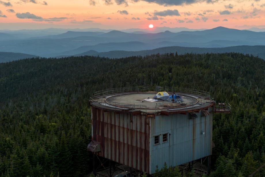 Radar Base Campsite