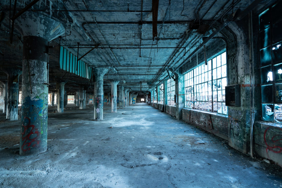 Detroit Car Factory