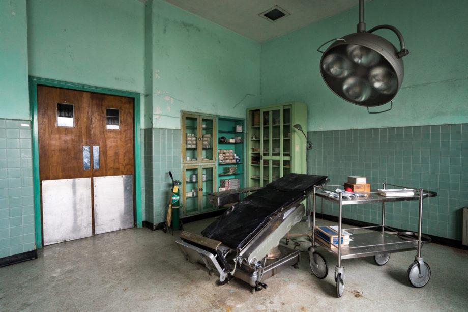 Mint Operating Room